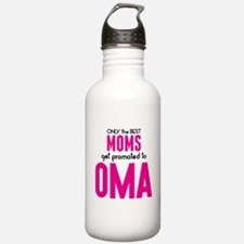 BEST MOMS GET PROMOTED TO OMA Water Bottle
