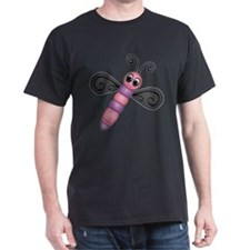 Whimsical Dragonfly T-Shirt