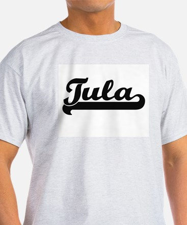 Tula Classic Retro Design T-Shirt