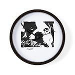 SWEET DOG Wall Clock