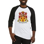 Lemarchand Family Crest  Baseball Jersey