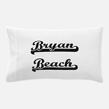 Bryan Beach Classic Retro Design Pillow Case