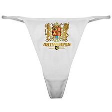 Antwerpen COA Classic Thong