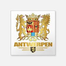 Antwerpen COA Sticker