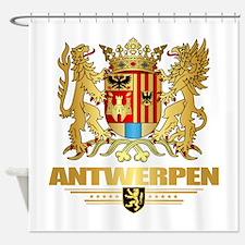 Antwerpen COA Shower Curtain