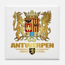 Antwerpen COA Tile Coaster