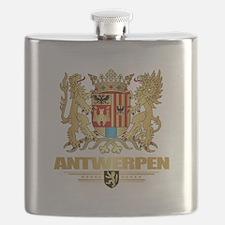 Antwerpen COA Flask