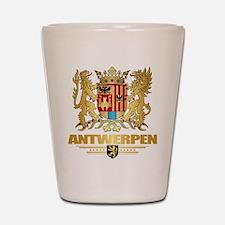 Antwerpen COA Shot Glass