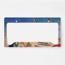 Adventureland License Plate Holder