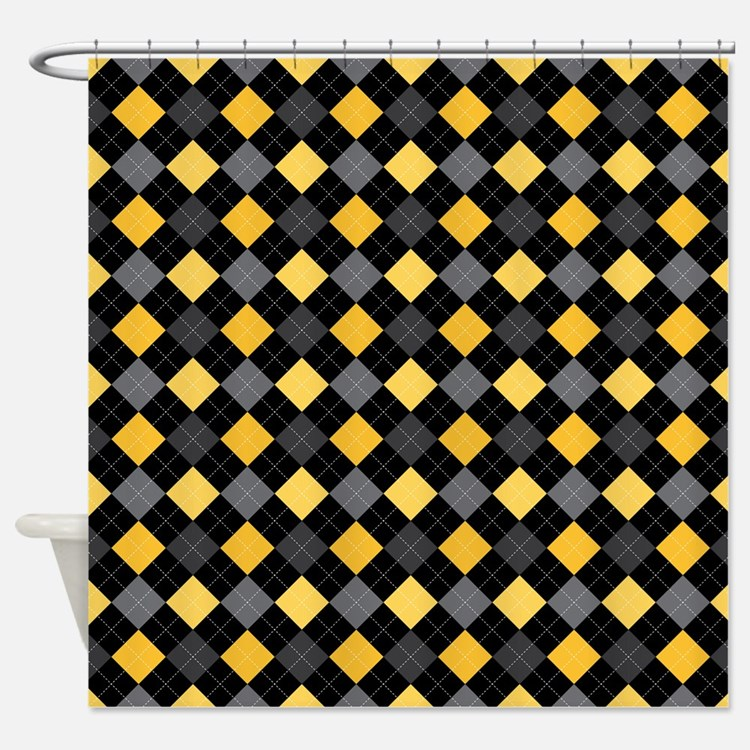 curtain decorating to your shower decorate checkered room green