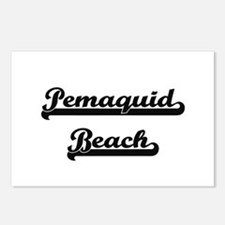 Pemaquid Beach Classic Re Postcards (Package of 8)