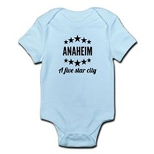 Anaheim A Five Star City Body Suit
