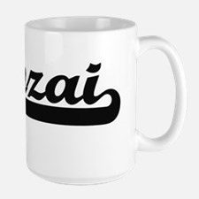 Banzai Classic Retro Design Mugs