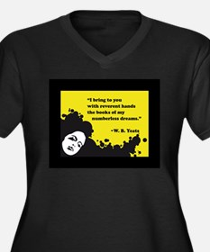 Books of numberless dreams Plus Size T-Shirt