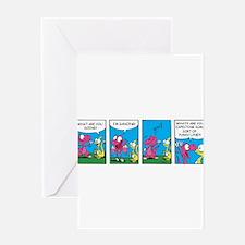 TYEISHA REX Greeting Cards