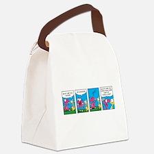 TYEISHA REX Canvas Lunch Bag