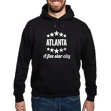 Atlanta A Five Star City Hoodie