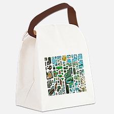 We Belize! Canvas Lunch Bag
