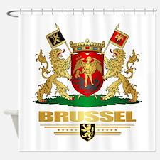 Brussel COA Shower Curtain
