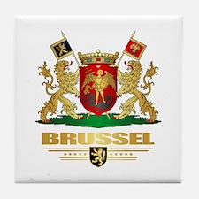 Brussel COA Tile Coaster