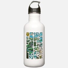 We Belize! Water Bottle