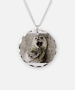 Harbor Seal Pup Necklace