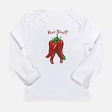 Hot Stuff Long Sleeve Infant T-Shirt