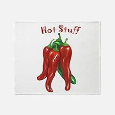 Hot Stuff Throw Blanket