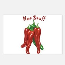 Hot Stuff Postcards (Package of 8)