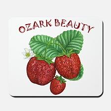 ozark beauty child Mousepad