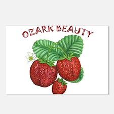 ozark beauty child Postcards (Package of 8)