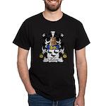 LeConte Family Crest  Dark T-Shirt