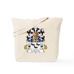 LeConte Family Crest  Tote Bag