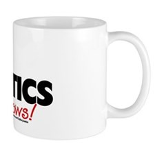 Narcotics: The Nose Knows! Mug