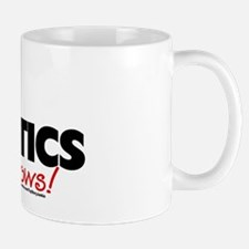 Narcotics: The Nose Knows! Mug