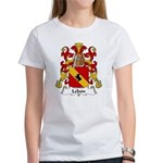 Lebon Family Crest Women's T-Shirt