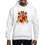 Lebon Family Crest Hooded Sweatshirt