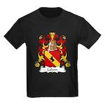 Lebon Family Crest  Kids Dark T-Shirt