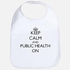 Keep Calm and Public Health ON Bib