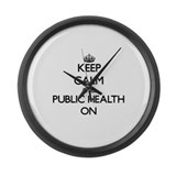 Public health Giant Clocks