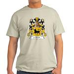 LeBeuf Family Crest  Light T-Shirt