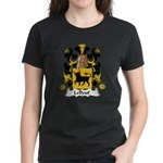 LeBeuf Family Crest  Women's Dark T-Shirt