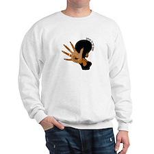 Speak to the Hand Sweatshirt