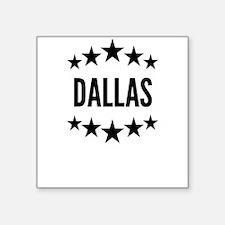 Dallas Sticker