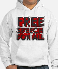 FREE SPEECH FOR ALL Hoodie