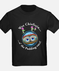Hoots Toots Haggis. Wee Chieftain T-Shirt