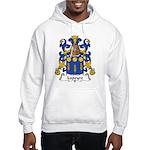 Lapeyre Family Crest Hooded Sweatshirt