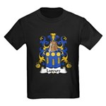 Lapeyre Family Crest Kids Dark T-Shirt