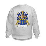 Lapeyre Family Crest Kids Sweatshirt