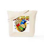 Super Size ME Tote Bag